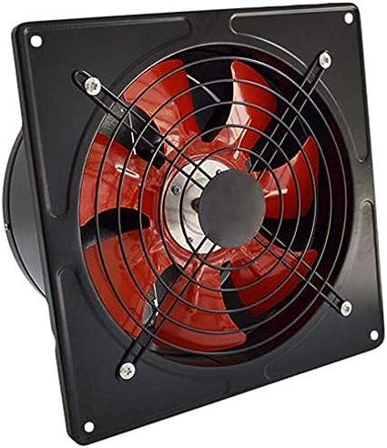 Vent Ventilador Cocina ventana de ventilación del ventilador de escape 12 pulgadas pared Industrial Ventilador de alta potencia Campana extractora de ventilación del ventilador ventilador de 250mm 927: Amazon.es: Hogar
