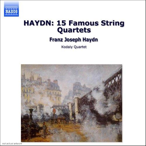 String Quartet No. 61 in D min...