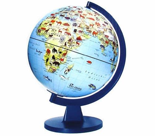 Elenco Edu-Toys - Wildlife Globe by Elenco