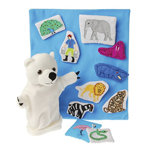- Polar Bear, Polar Bear, What Do You Hear? Puppet & Props