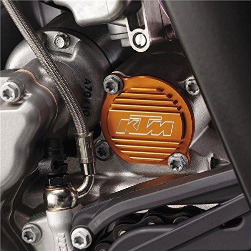 NEW KTM ORANGE SXS OIL FILTER COVER EXC SX SX-F XC-F XCF-W SMR U6951157