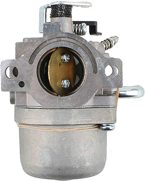 Soosee Carburetor for Briggs /& Stratton 590399 796077 Carb Lawn Mower Cub Cadet CC760 Engine Mower