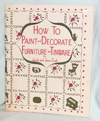 how to paint furniture - 9