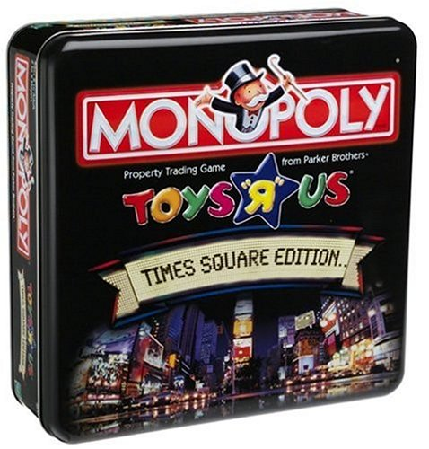 Monopoly Toys R Us Times Square Edition