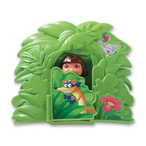 DecoPac Dora the Explorer Jungle DecoSet Cake Topper