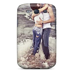 Galaxy S3 Case Slim [ultra Fit] Hug In Love Protective Case Cover