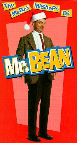 The Merry Mishaps of Mr. Bean (Mr. Bean, No. 5) [VHS]