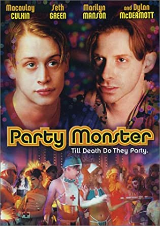 party monster movie soundtrack