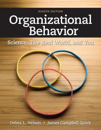 Organizational Behavior: Science, The Real World, and You (The Real World Brooklyn compare prices)