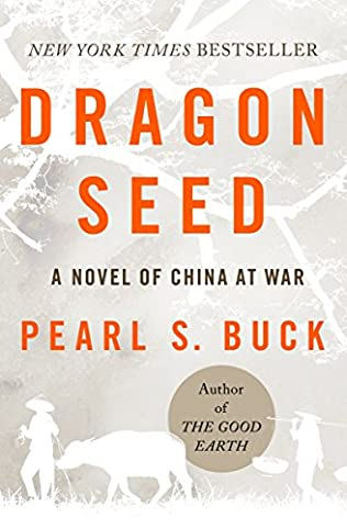 book cover of Dragon Seed