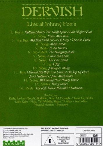 Live At Johnny Fox's by Doonaree (Image #1)
