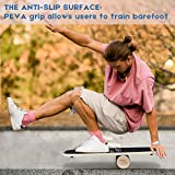 JUST4U Balance Board Trainer with 3 Levels of