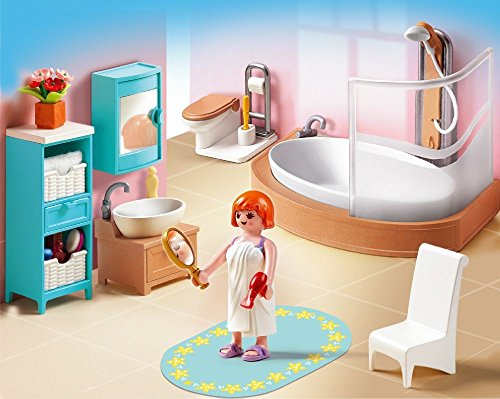 Playmobil Grand Bathroom Playsets Amazon Canada
