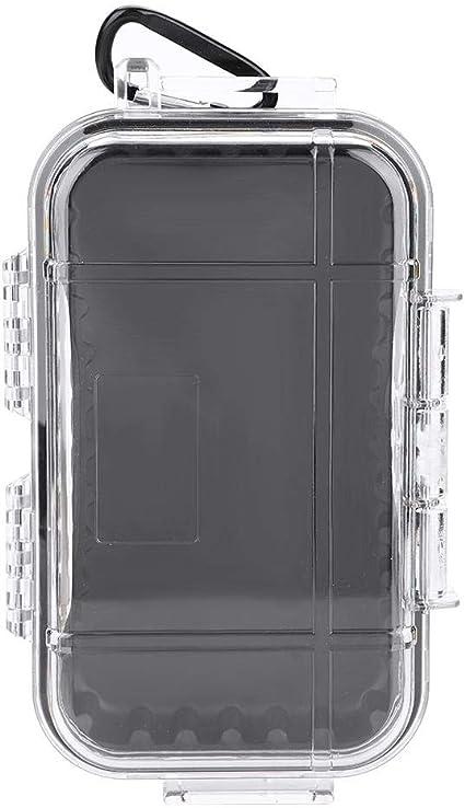 Tbest Caja Seca Impermeable Caja de Almacenamiento,Caja ...