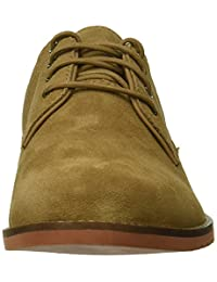 206 Collective Barnes Suede Casual Oxford zapatos oxford para hombre