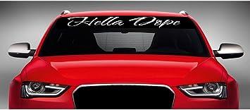 Hella Cute JDM Vinyl Decal Sticker Car Window Truck Decor