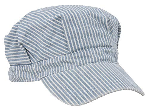 (Mega Cap Youth Size Adjustable Train Engineer Hat (53)