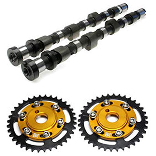 Brian Crower S2 Stage 2 Cams Camshafts and Cam Gears for Nissan SR20DET Turbo