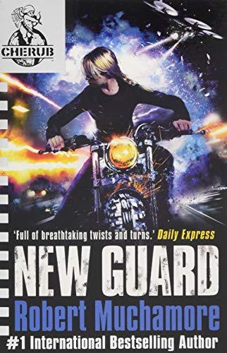 New Cherub - CHERUB: New Guard: Book 17 (CHERUB 2.0)