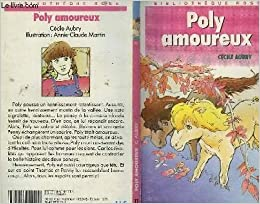 Amazon Fr Poly Amoureux Bibliotheque Rose Cecile Aubry