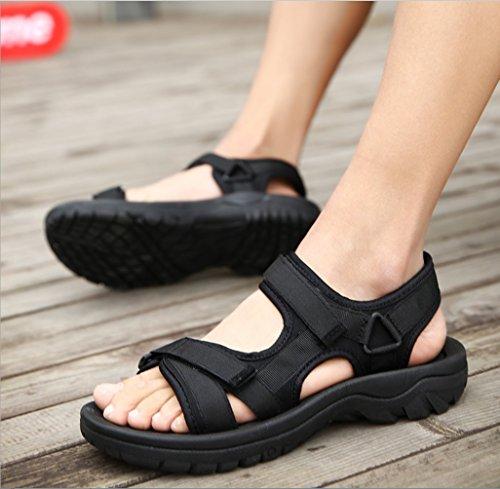Respirant Nouvelles Sandales Chaussures Été Plage pour Chaussures LIANGXIE pour De du D'été HommesZHANGM Hommes Chaussures Hommes Sports Air De Noir Chaussures Sports Plein Vietnam Nouvelles pour ACqxxtPHw