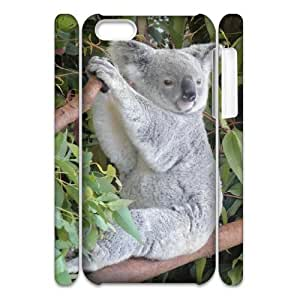 LZHCASE Design Diy hard Case Koala For Iphone 4/4s [Pattern-1]