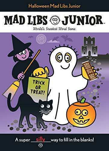 Halloween Party Ad (Halloween Mad Libs Junior)