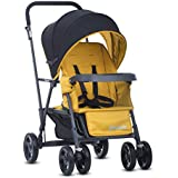 JOOVY Caboose Graphite Stand On Tandem Stroller, Amber