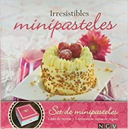 IRRESISTIBLES MINIPASTELES (Spanish) Paperback – 2013