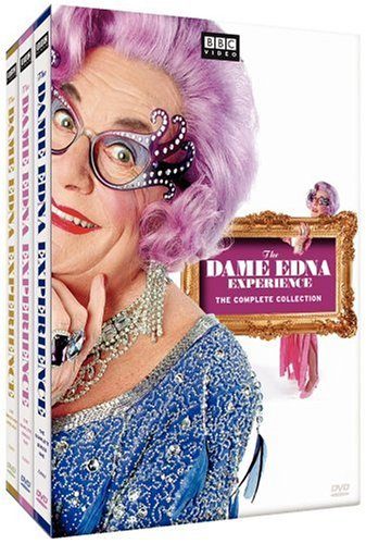 The Dame Edna Experience - The Complete Collection (Series 1/2 & Specials) by Warner Manufacturing