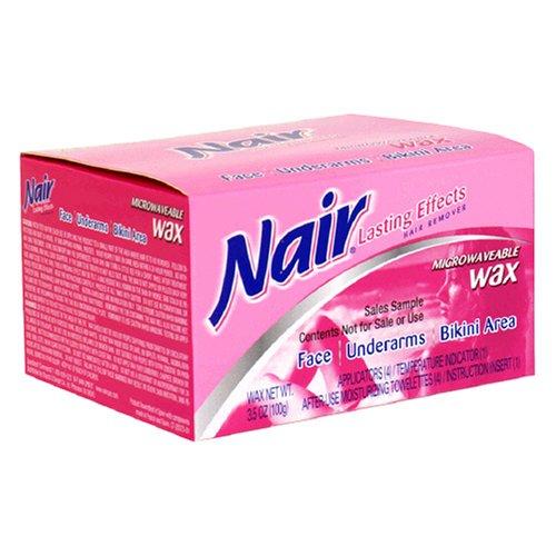 nair-lasting-effects-hair-remover-microwavable-wax-face-underarms-bikini-area-35-oz-100-g