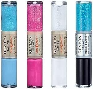 Color de uñas Laca Manicura Kit de Pintura con purpurina