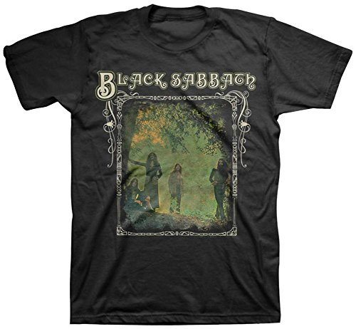 (Black Sabbath- Framed Outside T-Shirt Size L)