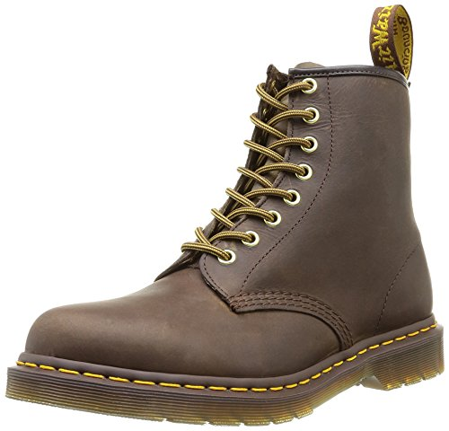 Dr. Martens Men's 1460 Re-Invented 8 Eye Lace Up Boot,Aztec Crazyhorse Leather,10 UK (11 M US Mens) by Dr. Martens