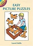 Easy Picture Puzzles, Laurel Aiello, 0486291308