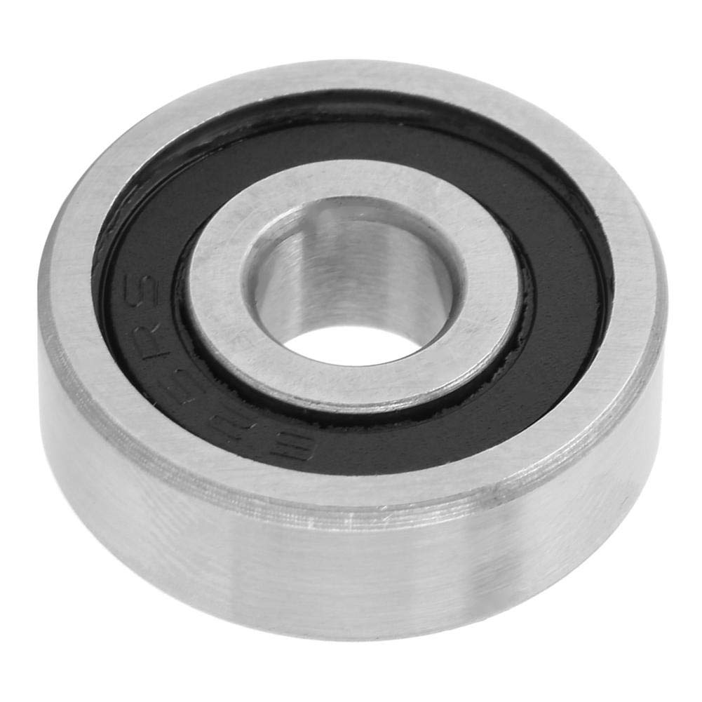 Deep-Groove Bearing,20pcs 625RS Rubber Sealed Deep-Groove Ball Bearings 16mmx5mmx5mm,Rubber Sealed Bearing