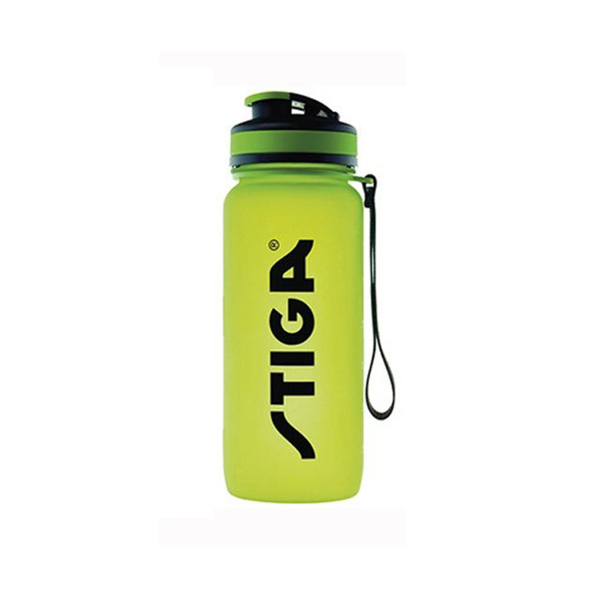 STIGA Water Bottle, 650 ml, Green