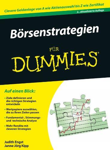 Amazon.com: Börsenstrategien für Dummies (German Edition) eBook ...