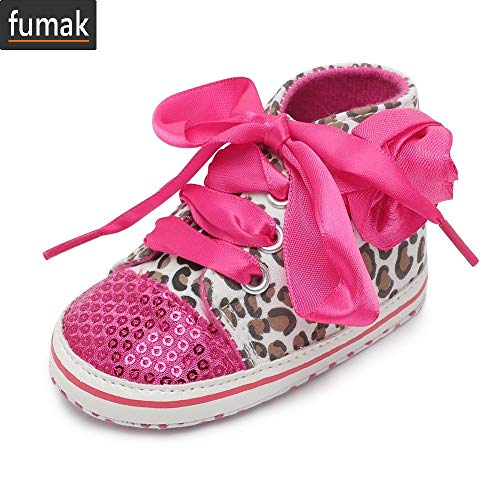 (Baby Shoes - Brand Sneaker Newborn Baby Crib Shoes Boys Girls Infant Toddler Soft Sole Baby Moccasins First Walkers Newborn Baby Shoes Animal (7-12 Months, 6) )