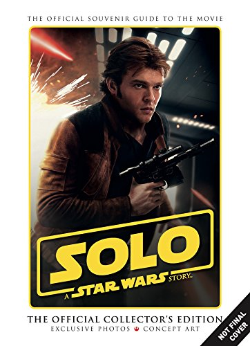 Solo: A Star Wars Story Official Collector's - Glover Donald Style