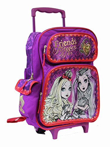 After Friends Forever Rolling Backpack