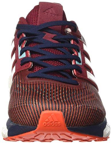 adidas Supernova M, Zapatillas de Gimnasia para Hombre, Blu Scuro / Argento Naranja (Energi/ftwbla/maruni)