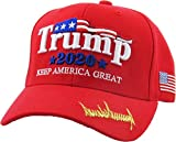 Make America Great Again Our President Donald Trump Slogan with USA...