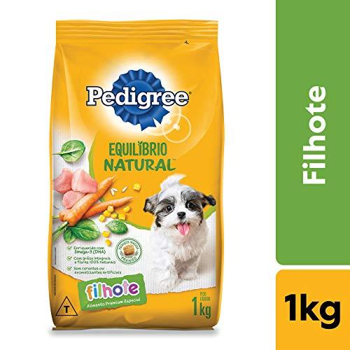 Ração Pedigree Equilíbrio Natural para Cães Filhotes 1kg