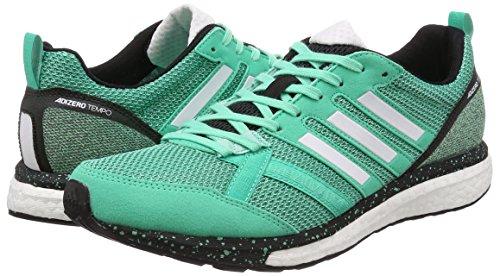 Homme M gris Adidas Pour 9 De Adizero Course Chaussures Vert Hiregr Tempo w1A17q8