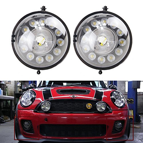 R56 Led Fog Lights - 5