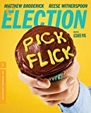 Election (The Criterion Collection) [Blu-ray]