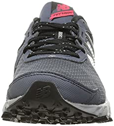 New Balance Men\'s MT610V5 M Trail Running Shoes, Grey, 11 D US