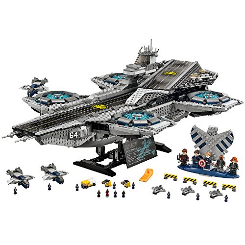 roes 76042 The SHIELD Helicarrier (Kids Korner 3 Light)