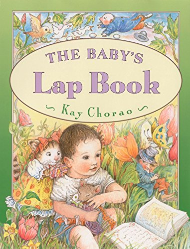The Baby's Lap Book [Kay Chorao] (Tapa Dura)